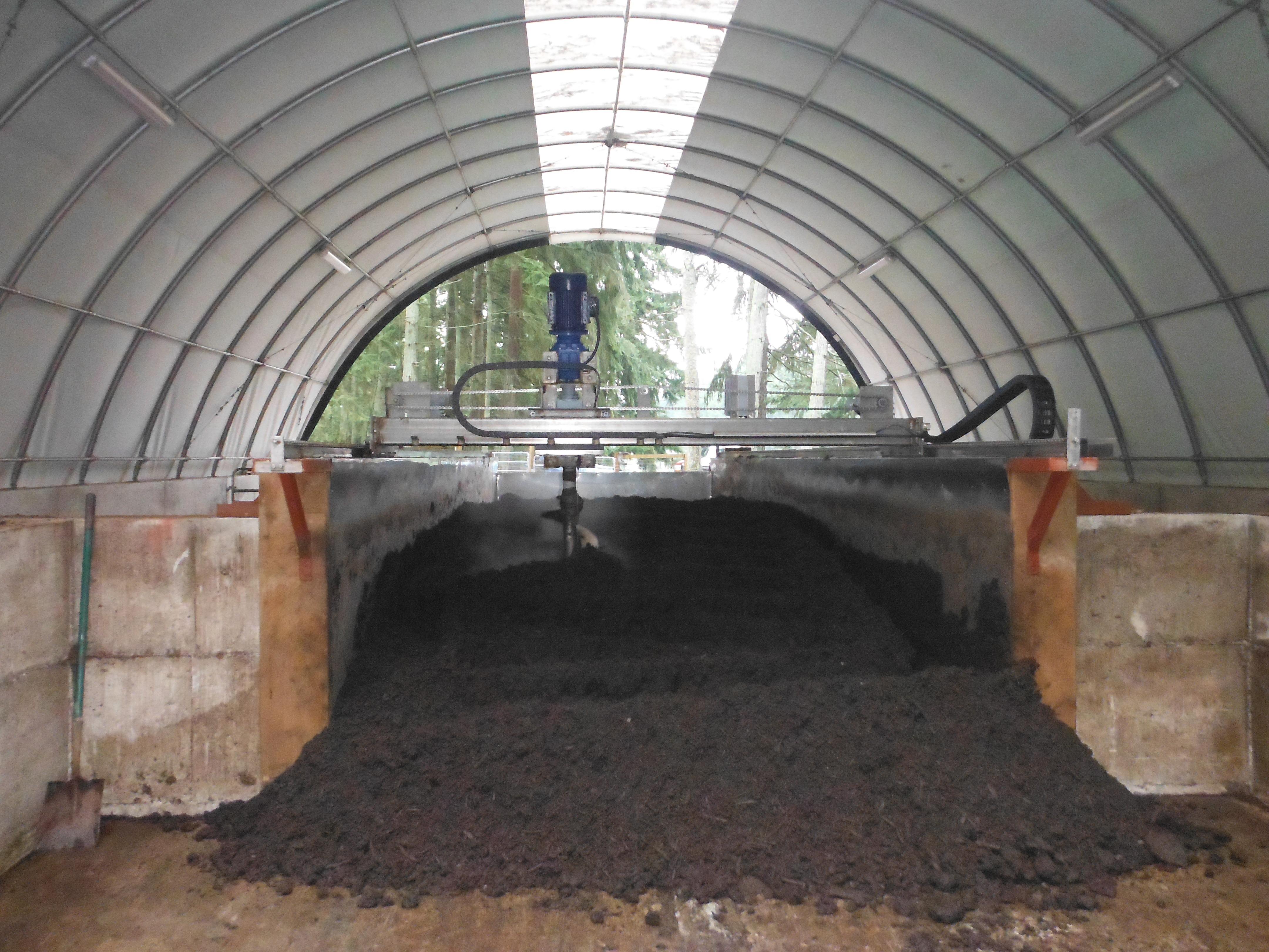 Green Mountain Technologies Composter