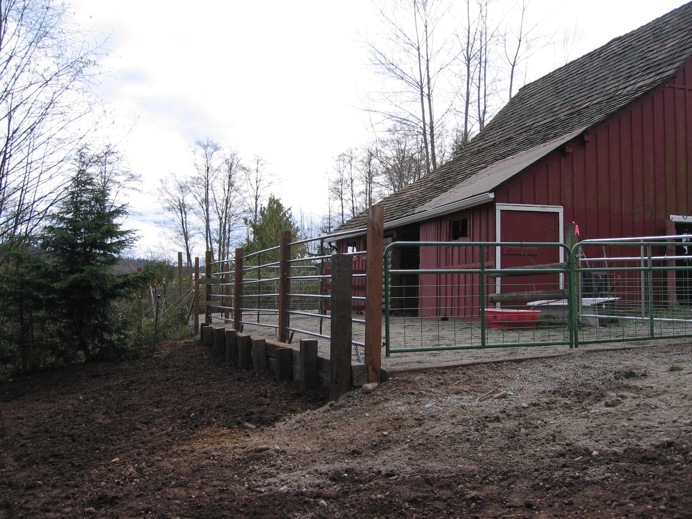 Livestock Heavy Use Areas